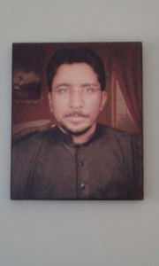 Syed Nazar, her father